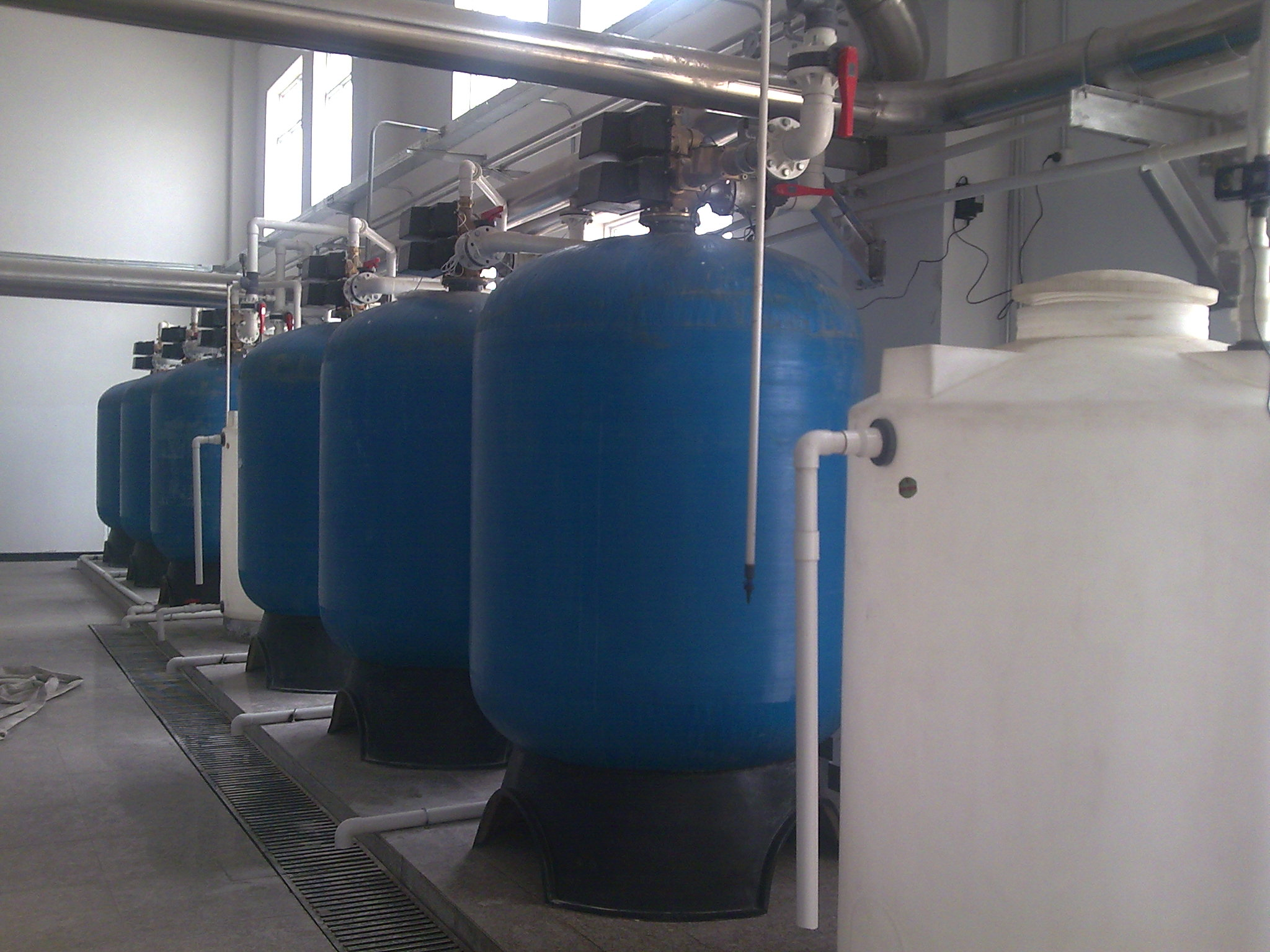 20T/H water softener system